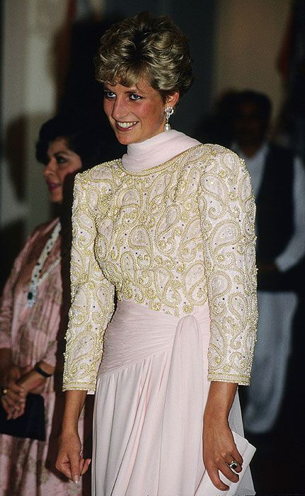 The Creation Of A Royal Star Diana S Dresses Remembered As