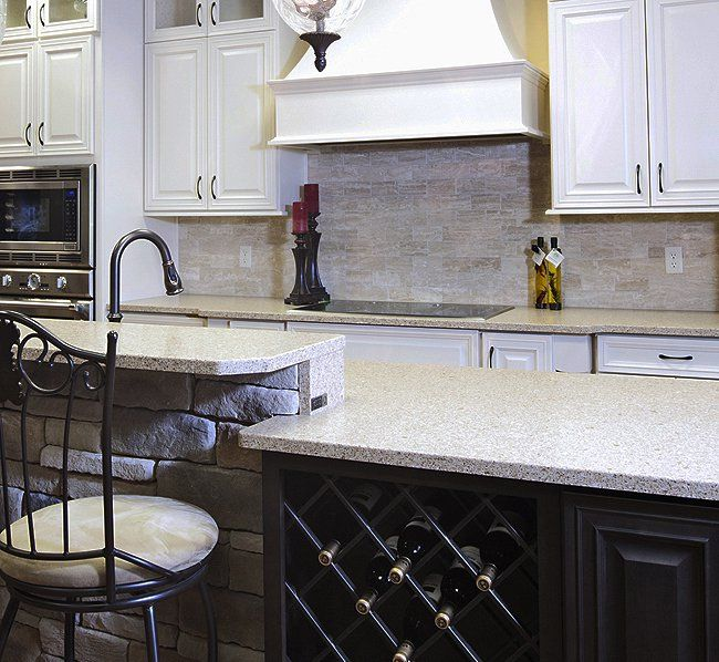 Gorgeous Kitchen Completed By Ideal Cabinetry Design In The #Cincinnati  Area. #housetrends Https