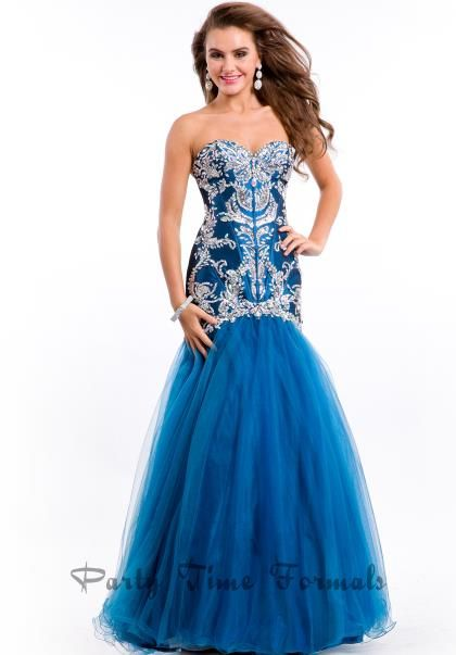 Party Time Dress 6491 Prom Dress - PeachesBoutique.com | Dresses ...