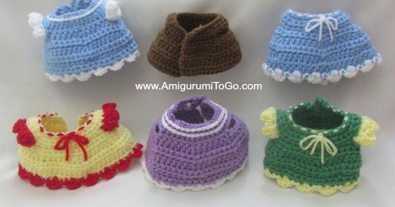 ¿Eres un amante de los Amigurumis? Este es tu blog, patrones, tutoriales y más.