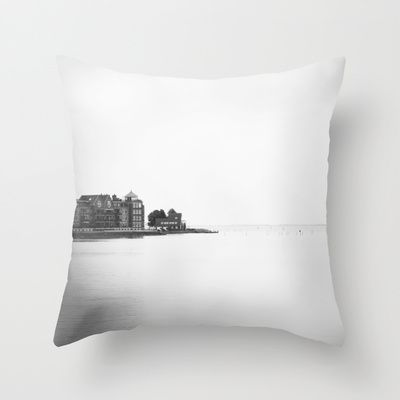 Like a Dream Throw Pillow by Victoria Herrera - $20.00