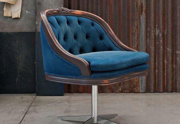 Magazine   Original Denim Furniture Collection By PortobelloStreet .