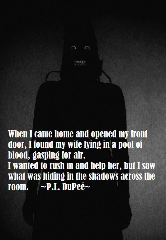 Creepypasta, Short horror story, scary, meme, 2 sentence, two