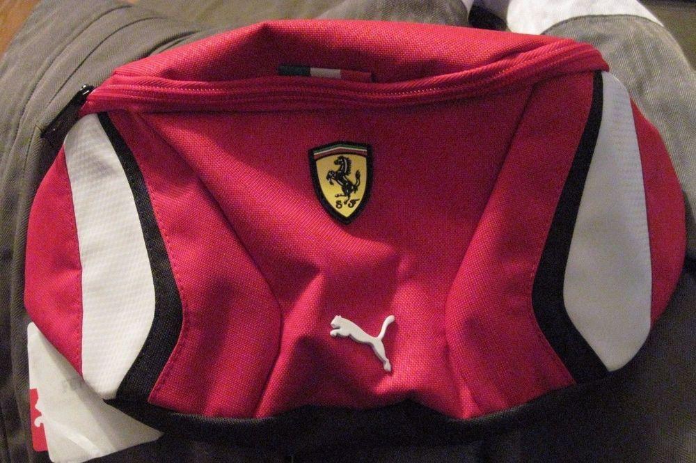 50d20a31bf Puma Ferrari Unisex Poly Waist Fanny Pack Bag-Red/Black NWT 10th  anniversary #Puma #WAISTBAG