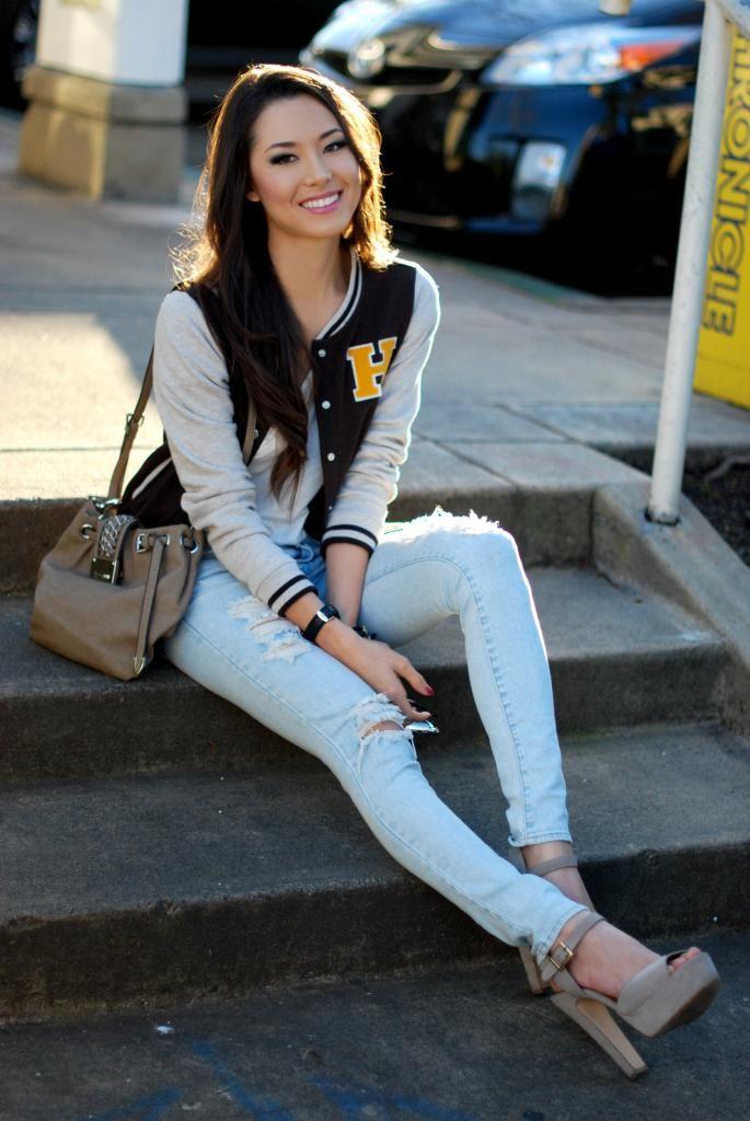 college girl beschriftungen