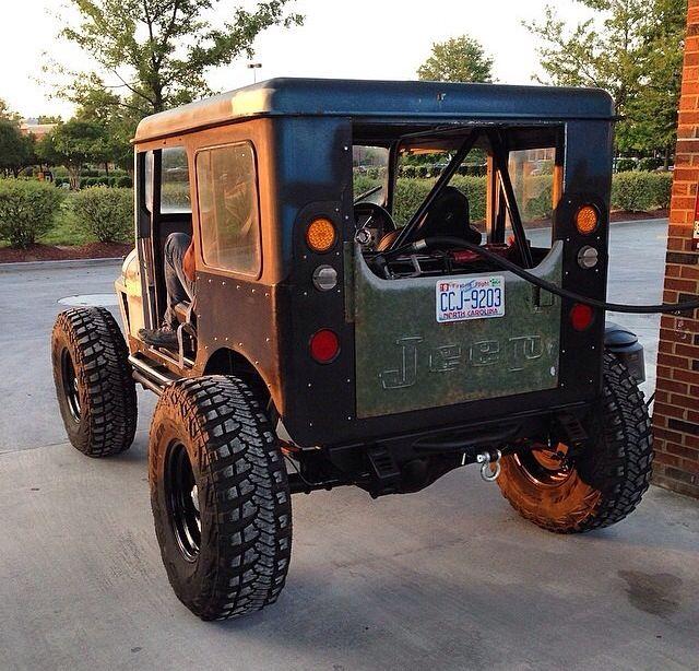 Old Postal Jeeps For Sale: CJ's, YJ's, & FJ's