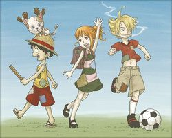 Monkey D Luffy Family Tree Family Time Monkey D Luffy
