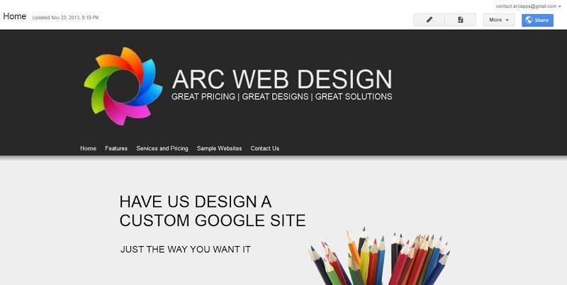 Google Website Templates Free Google Sites Templates Banners And Tutorialsgoogle Sites