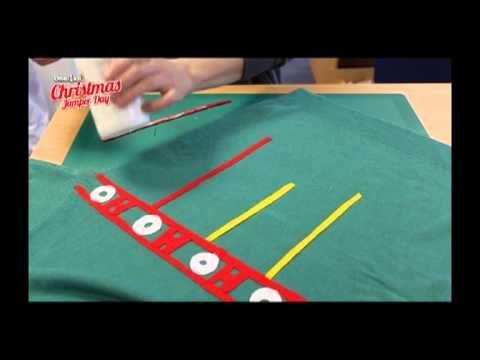 Make A Arthur Christmas Jumper Youtube Arthur Christmas A Christmas Story Christmas Jumpers