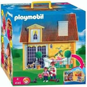 Playmobil 4145 פליימוביל בית הבובות