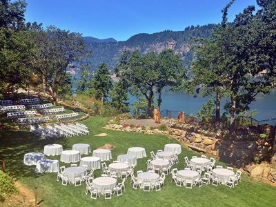 Vagabond Lodge Hood River Oregon Wedding Venues 2