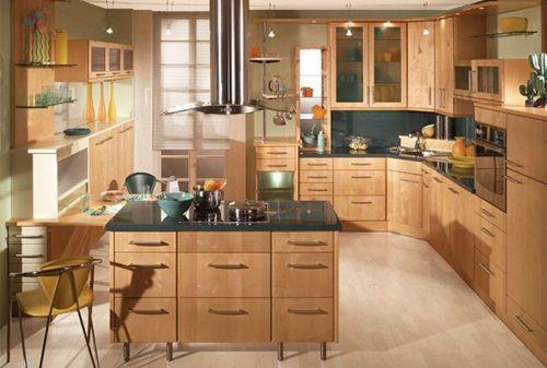 Beautiful Eco Friendly Kitchen Cabinets