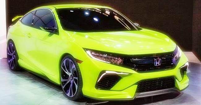 Pin Di Honda Civic Concept
