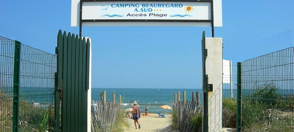 CAMPING BEAUREGARD A SUD *** - CAMPING MARSEILLAN PLAGE - Camping - camping a marseillanplage avec piscine