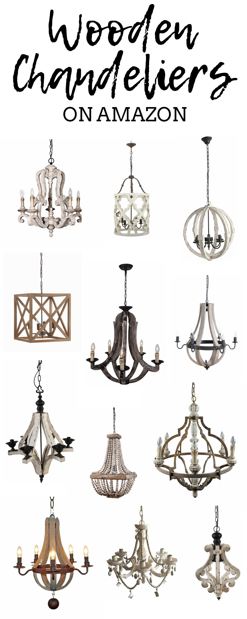 Wooden chandeliers on amazon farmhouse lighting blog fixer wooden chandeliers on amazon farmhouse lighting blog fixer upper decor aloadofball Gallery