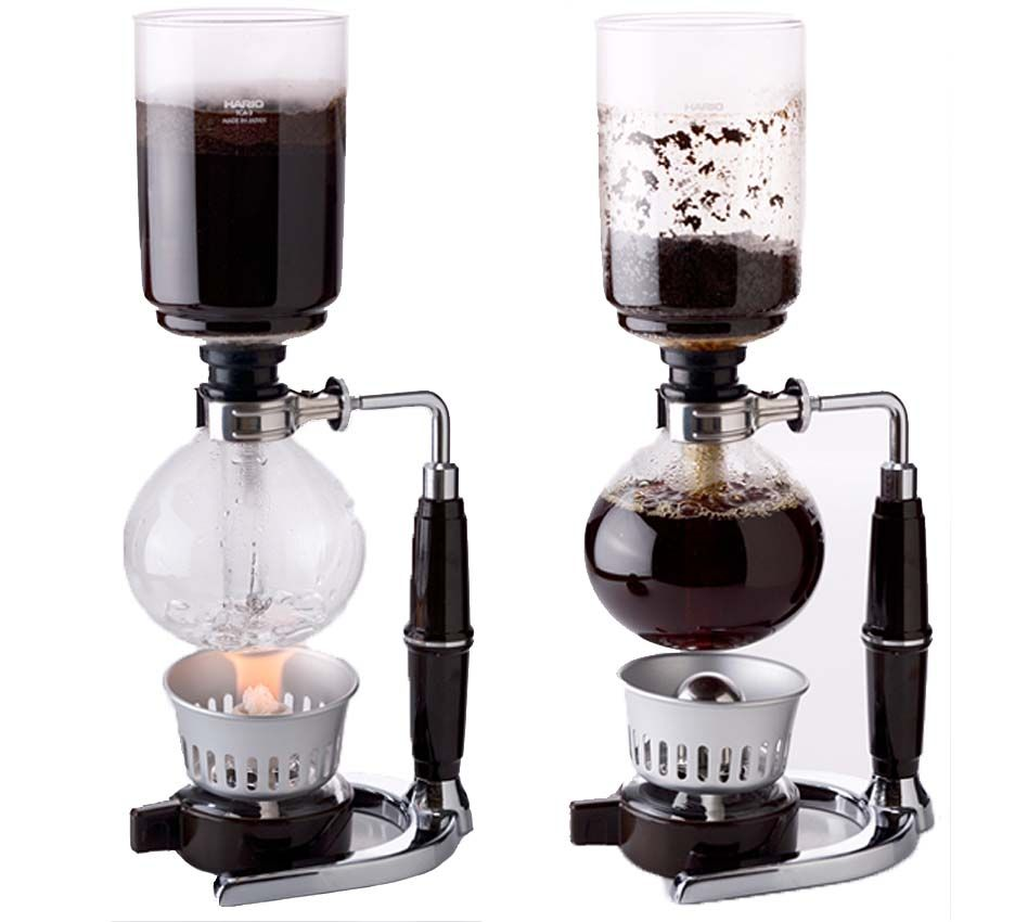 """hario """"technica"""" coffee syphon - if you're interested in taking"""