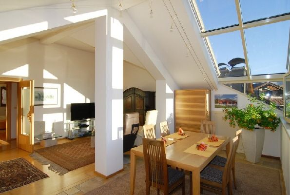 Exklusive Dachgeschosswohnung in St. Johann / Tirol, nahe Kitzbühel zu verkaufen!