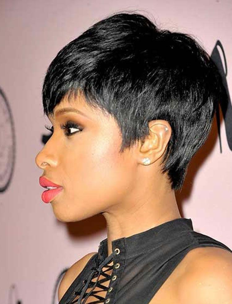 Child Hair Cut Style Girl Black Girl