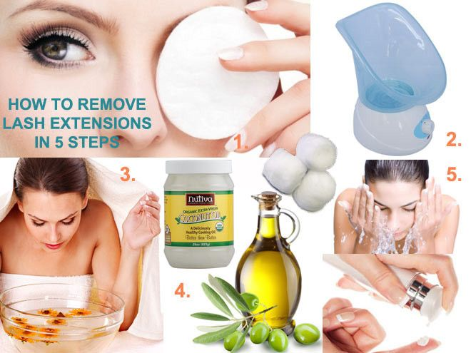 How To Remove Eyelash Extensions Yourself Safely In 5 Steps Minki Lashes Diy Eyelash Extensions Eyelash Extensions Remove Lash Extensions