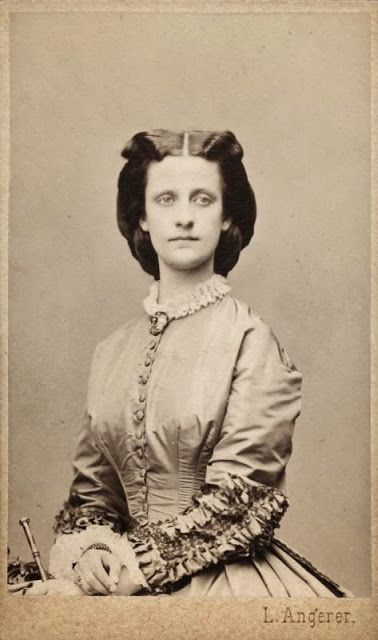 H.I.R.H. Archduchess Maria Annunziata of Austria, née Princess of Bourbon-Two Sicilies (1843-1871)
