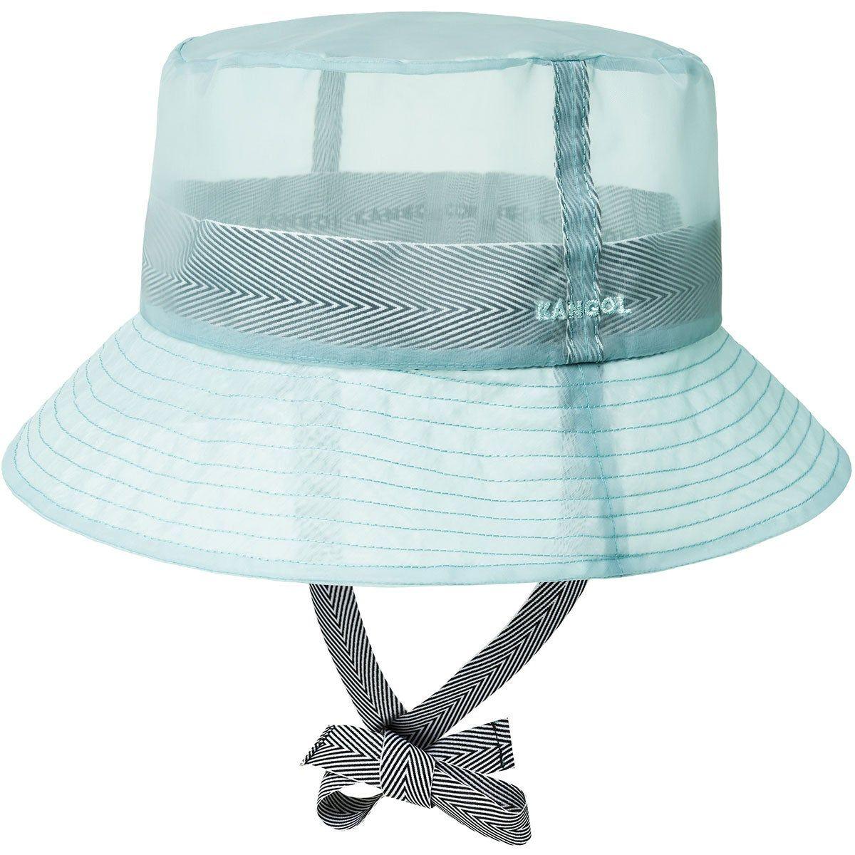 Transparent Bucket Bucket Hat Design Kangol Statement Hat