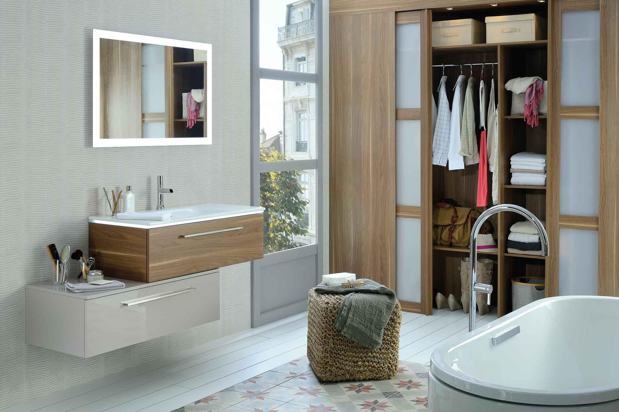 meuble halo bathroom Pinterest