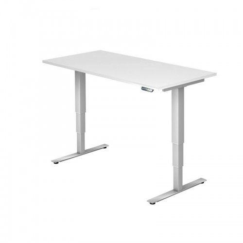 Höhenverstellbarer Schreibtisch XDSM Rechteckform