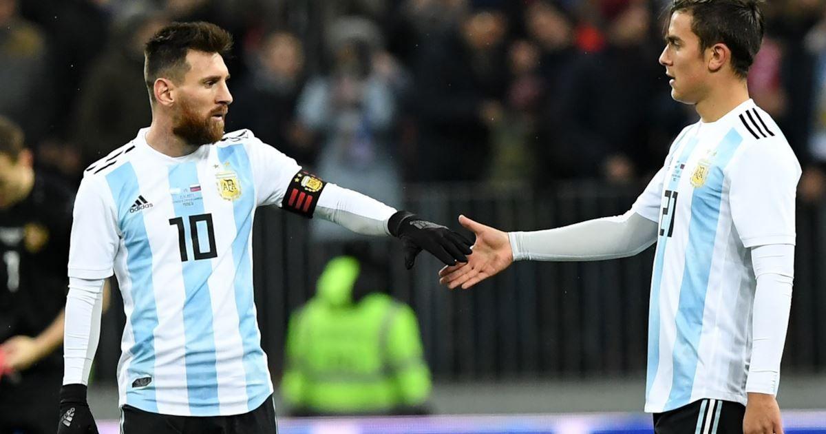 """mondiali, messi: """"l'argentina non è favorita"""". e su dybala"""