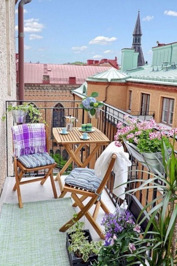 best inspiring cozy balcony design ideas also in rh pinterest
