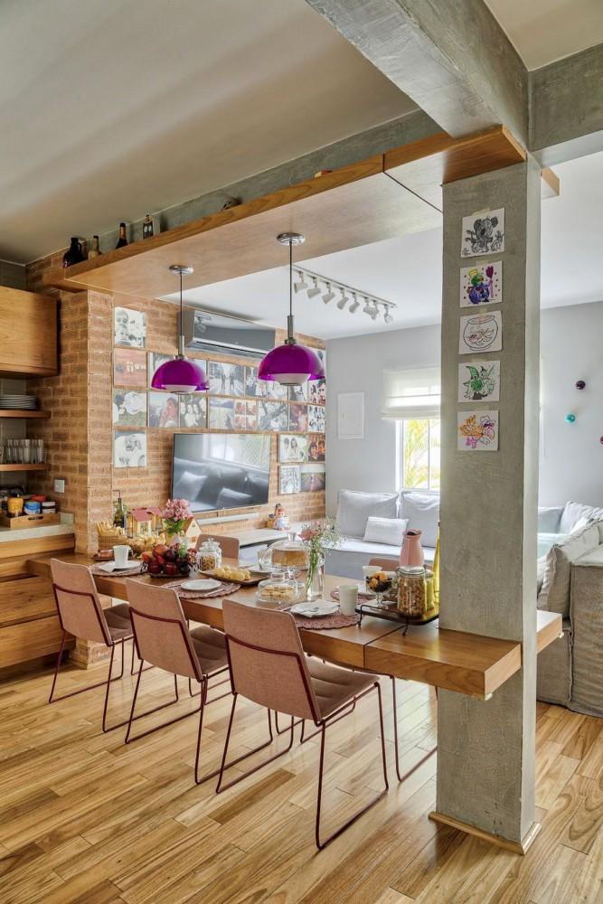 Photo of Дизайн гостиной, совмещённой с кухней: 42 фото
