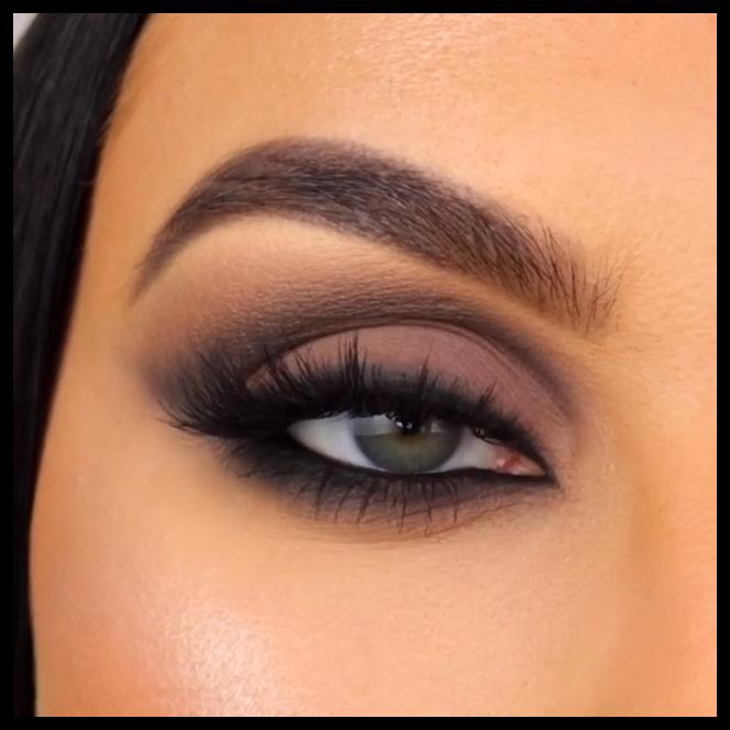 bold natural eye makeup