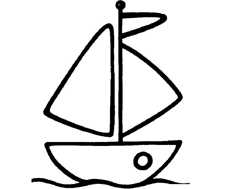 Boat Coloring Pages With Images Boat Drawing Coloring Pages