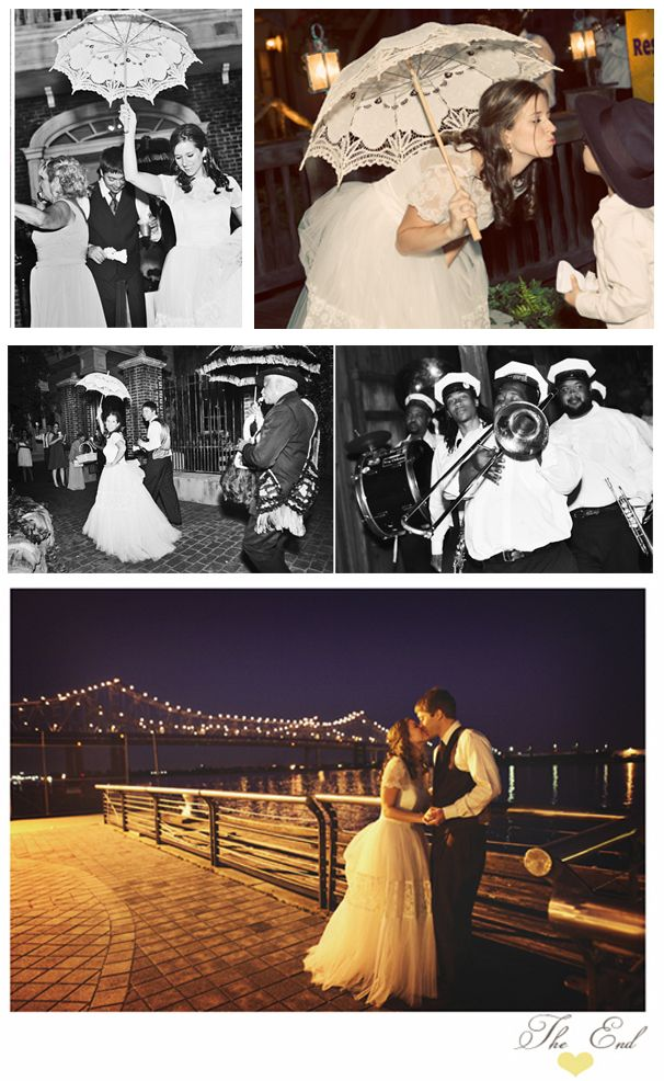 New Orleans Catering A Vintage New Orleans Wedding Weddings And