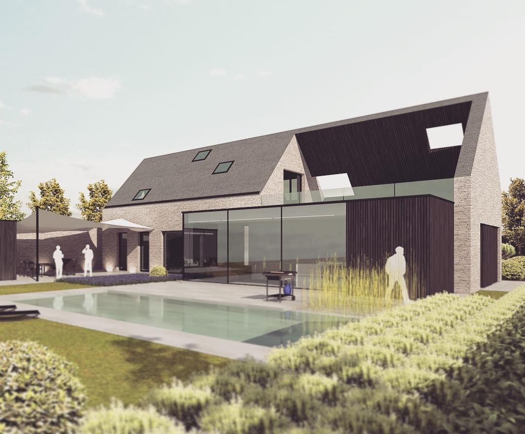 Woning vdc: een klassiek bouwprofiel met een hedendaagse vormgeving