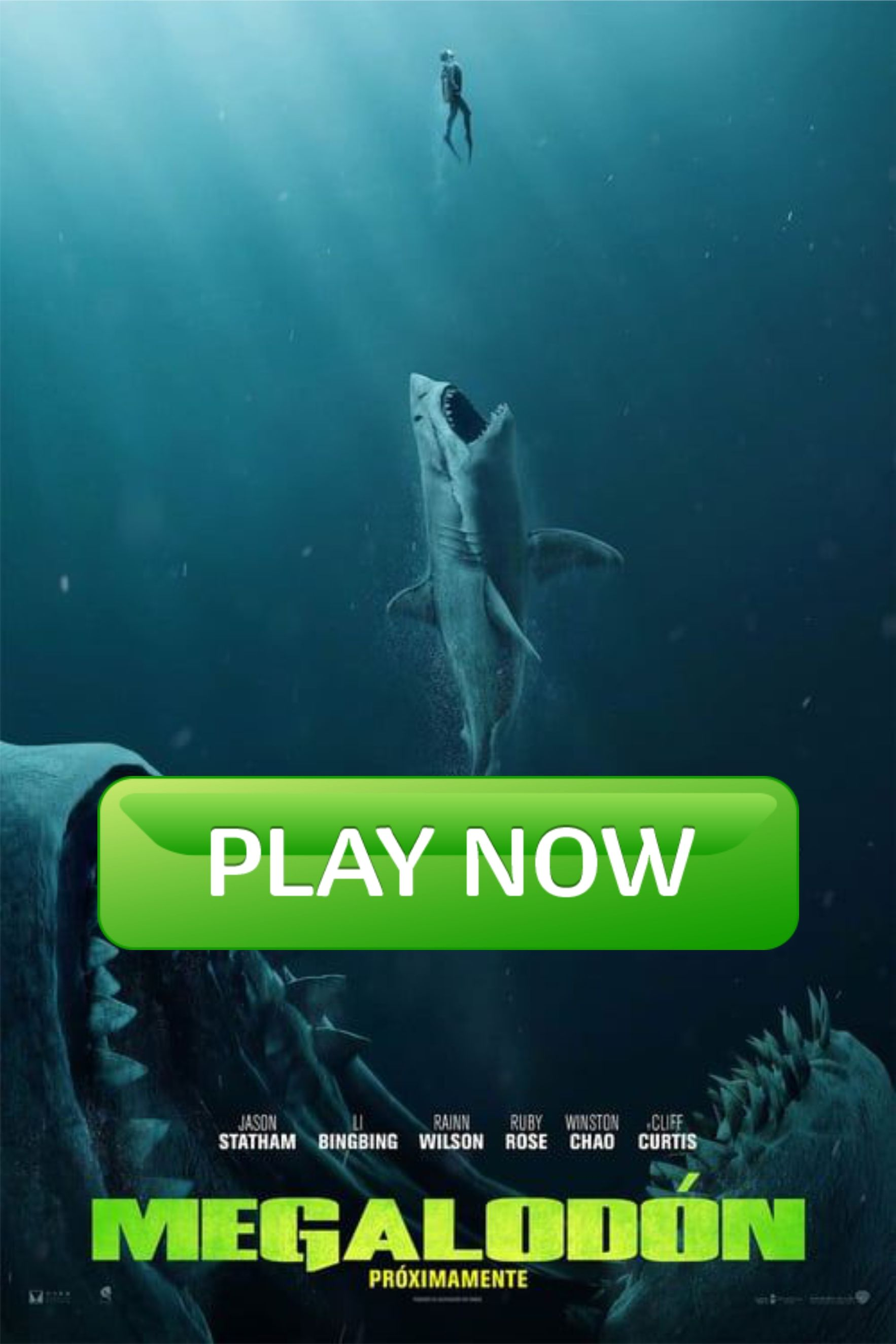 Ver Megalodon 2018 Online Latino Hd Full Movies Free Movies Online Marianas Trench