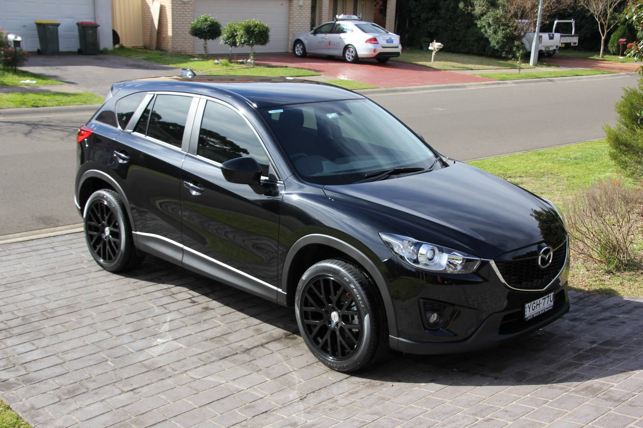 Mazda Cx 9 Rims >> Mazda cx 9 black rims | Car Ideas | Pinterest | Mazda cx5, Wheels and Mazda