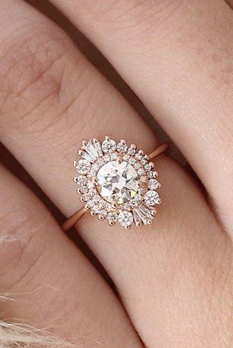 vintage antique style engagement rings RINGS Pinterest Vintage