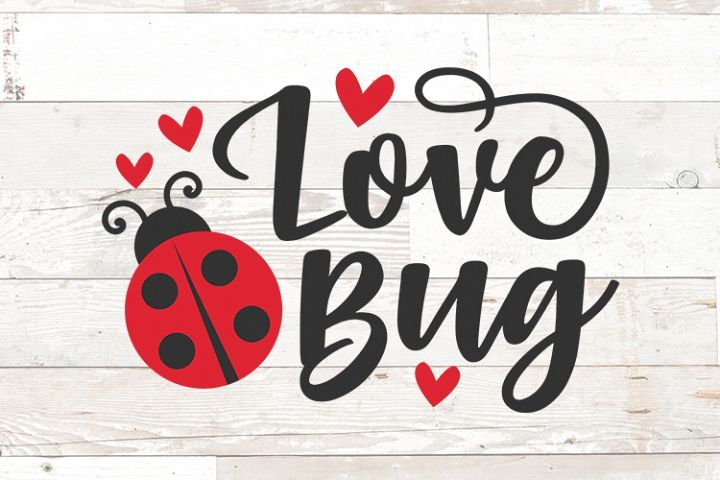 Download love bug svg, lovebug ladybug cute hearts valentine boy ...