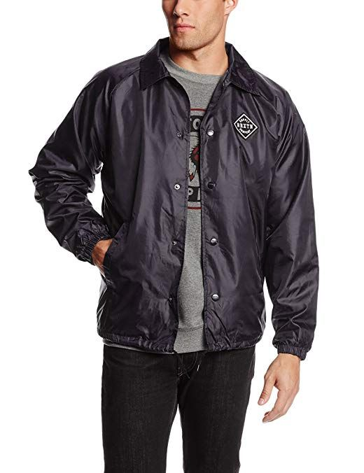 Brixton Men s Sevier Jacket Review  64ad2a1f4ed