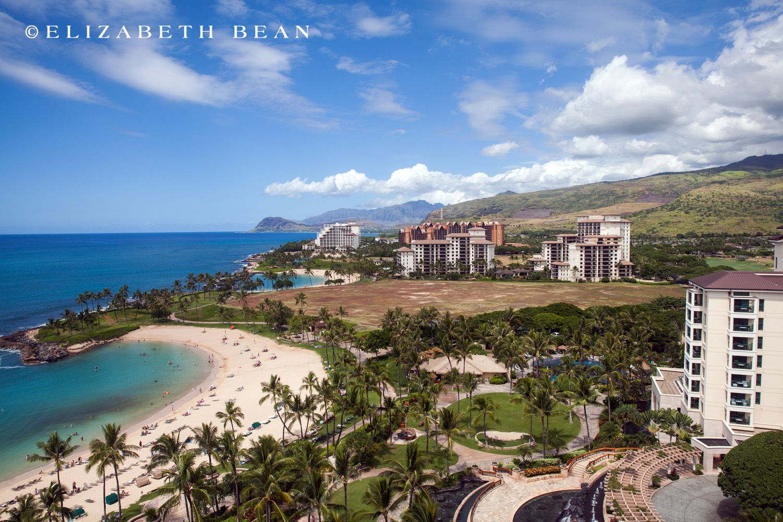 Hotel Review Marriott S Ko Olina Beach Club Beach Club Marriott Resort