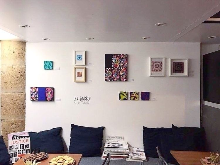 Tea corner projects!  - painting - lbxlb_studio | ello