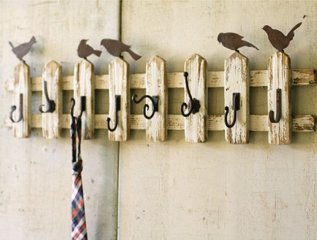 20 Creative Coat Hooks That Are Perfect For Your Home | Clothes ...