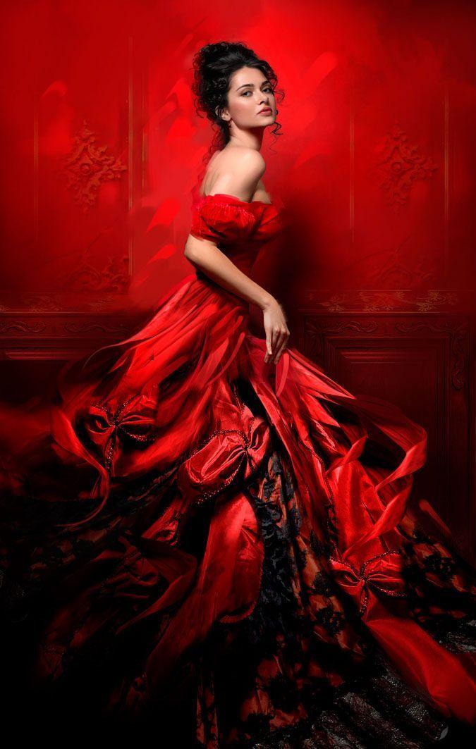 e2c73034c Modern Fairytale   The Red Queen   karen cox.