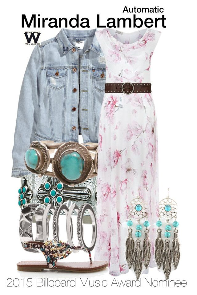 """Miranda Lambert"" by wearwhatyouwatch ❤ liked on Polyvore"