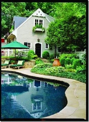 Extra sweet carriage house