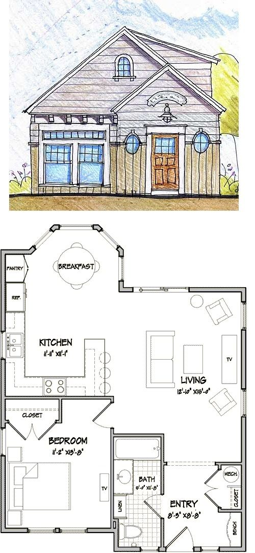 Love this if we add a bonus room and a bath upstairs for my gkids