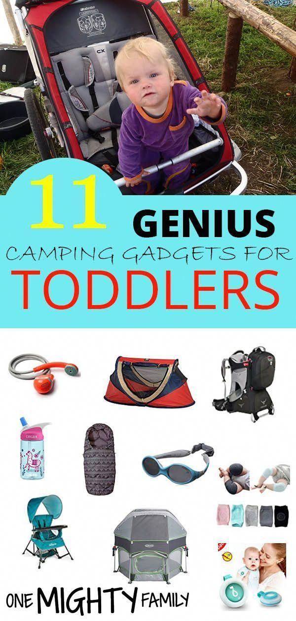 Photo of Genius camping gear for babies and toddlers – One Mighty Family