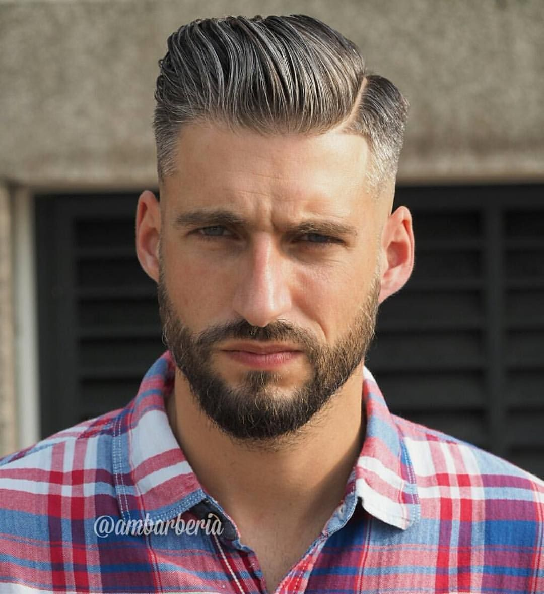 Mens haircuts with beards see this instagram photo by hairmenstyle u  likes