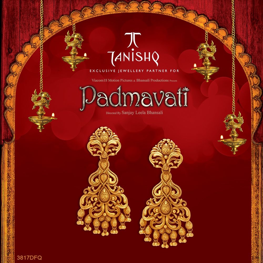 Pin by Tanishq on The Padmavati Collection by Tanishq Pinterest
