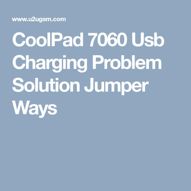 COOLPAD 7060S USB DRIVER FOR MAC